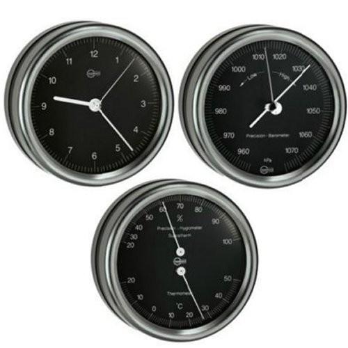 Barigo Orion 3-er Set Quarzuhr + Barometer + Comfortmeter