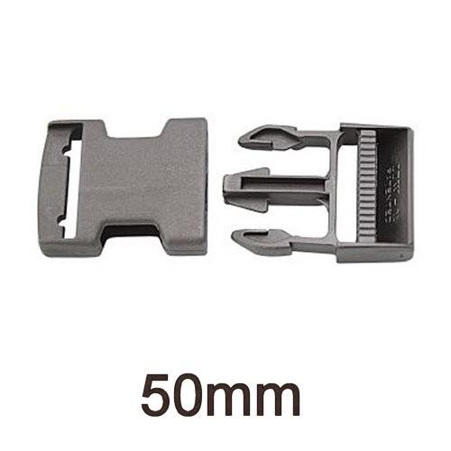 Steckschnalle Kunststoff 50mm