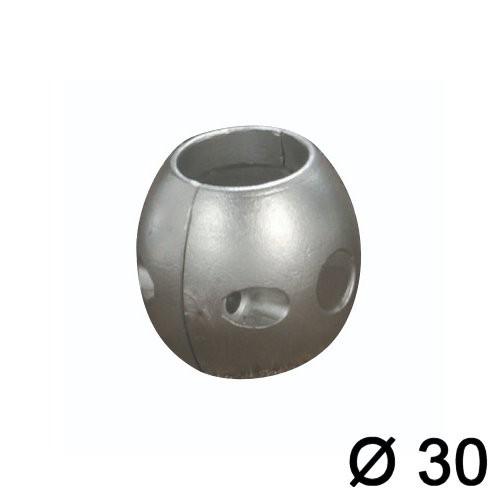 Wellenanode Magnesium Eiform 30mm