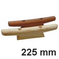 Holzklampe 225mm 2-Loch