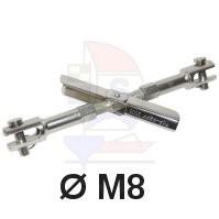 Top-Reff Sicherheitswantenspanner M8 TR 1070