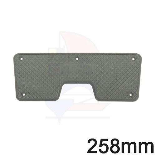 Motorklemmplatte Typ II 258mm