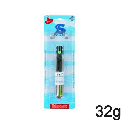 Secumar Ersatzpatrone CO2-Dock 32g