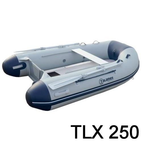 Talamex Schlauchboot TLX 250 Aluboden