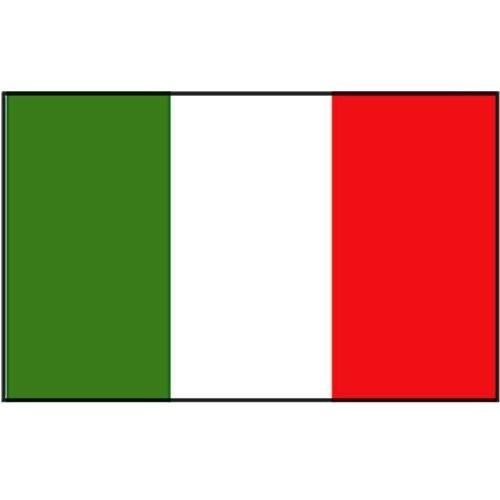 Flagge Gastland Italien