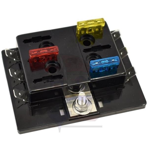 Stromkreisverteiler Sicherungsträger für ATC Sicherungen