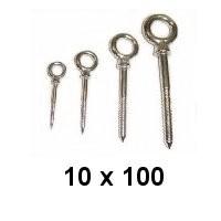 Augschrauben 10x100mm