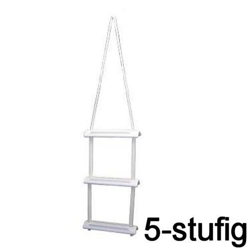 Strickleiter 5-stufig