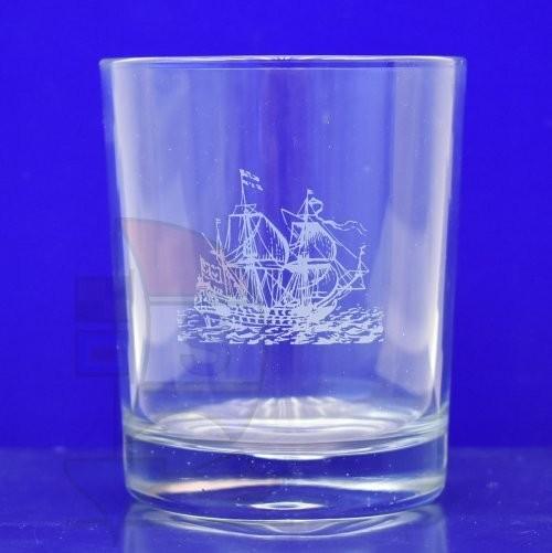 6er-Set Whiskygläser