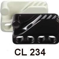 Clamcleat CL 234 Fenderklampe