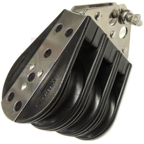 Viadana Block HL 3fach 14mm