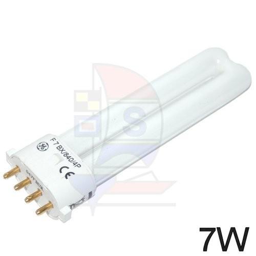 Kompaktleuchtstofflampe Sockel 2 G7, 4Pin, 7W