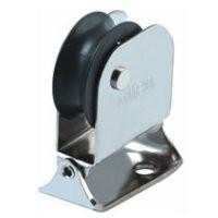 Holt Allen Block 1fach Umlenkblock kippbar 6-8mm HA 4978