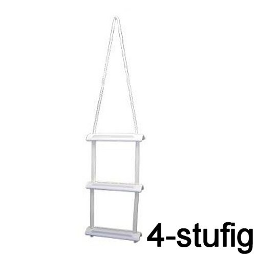 Strickleiter 4-stufig