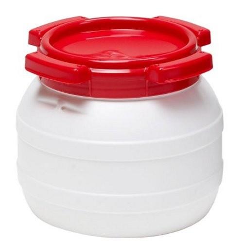 Transporttonne rund 10 Liter