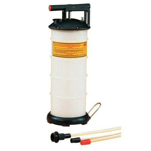 Ölabsaugpumpe Vakuumtechnik
