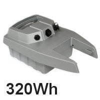 Torqeedo Wechselakku 320Wh