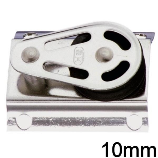 Sprenger Block 1fach liegend 10mm
