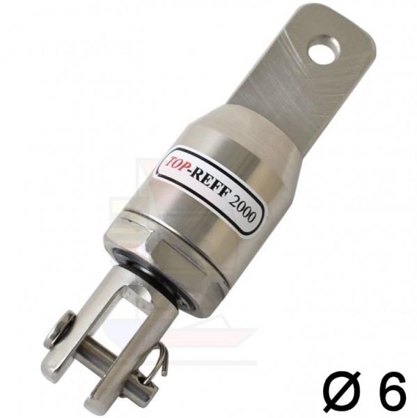 Top-Reff Stagwirbel B 6mm TR 1022