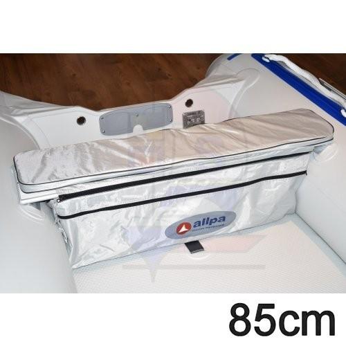 Sitzbanktasche mit Polster 85cm