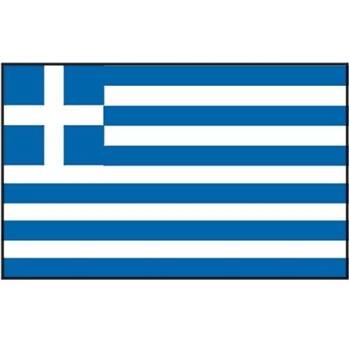 Flagge Gastland Griechenland