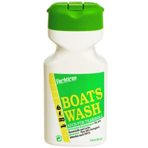 Yachticon Bootsreiniger Boats Wash 500ml