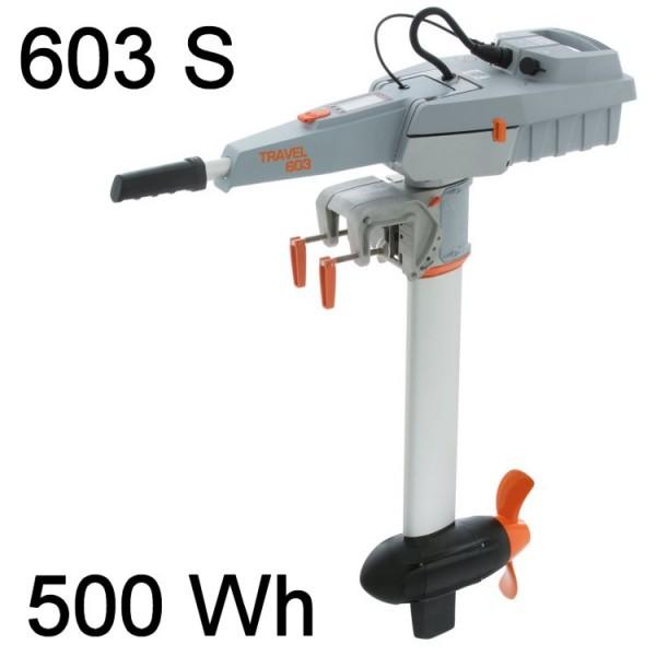 Torqeedo Travel 603 S mit 500Wh