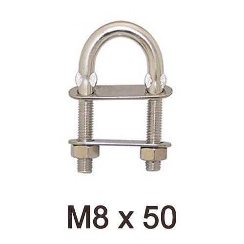 U-Bolzen M8 x 50
