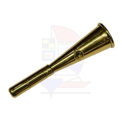 Signalhorn Messing klein