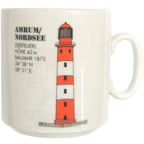 Leuchtturmtasse Amrum / Nordsee