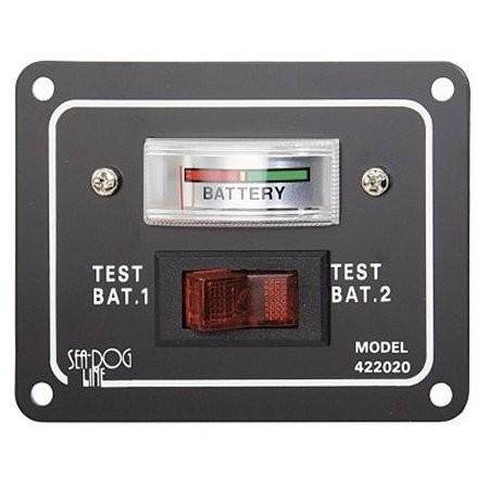 Batterietesterpaneel