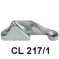 Clamcleat CL 217/1 Steuerbord