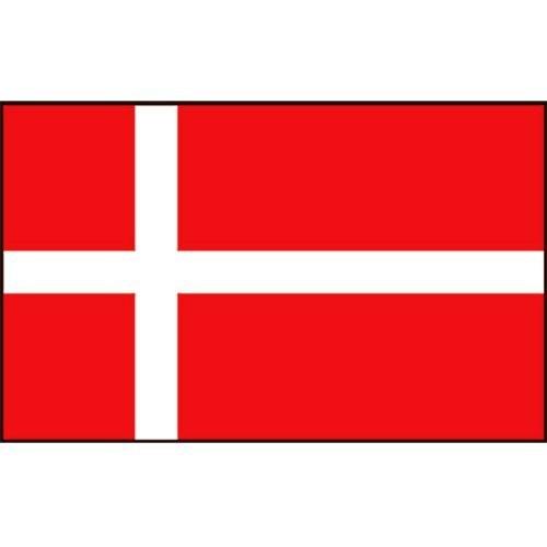 Flagge Gastland Dänemark
