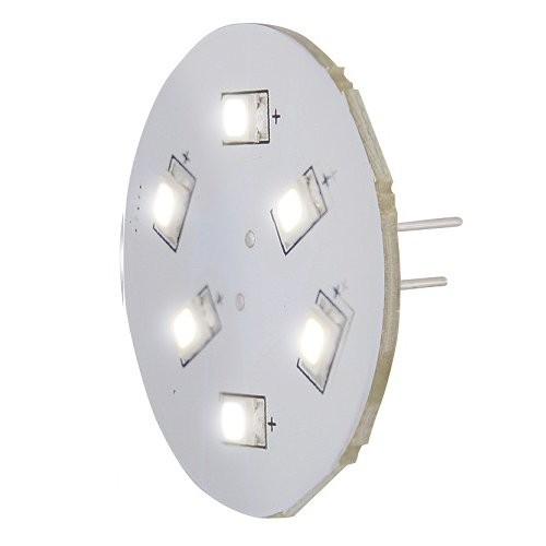 LED-Lampeneinsatz G4 horizontal (6 LED)