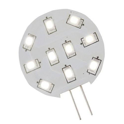 LED-Lampeneinsatz G4 vertikal (10 LED)