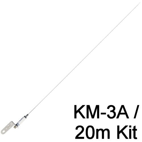 Scout UKW-Antenne KM-3A / 20m Kit