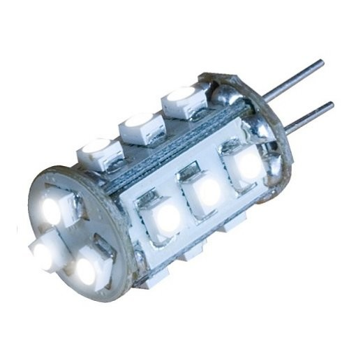 LED-Lampeneinsatz G4 vertikal (15 LED)