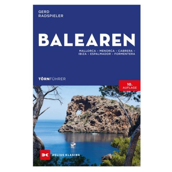 Törnführer Balearen / Radspieler
