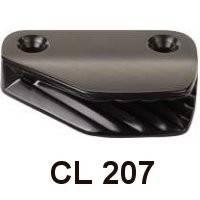 Clamcleat CL 207 Backbord
