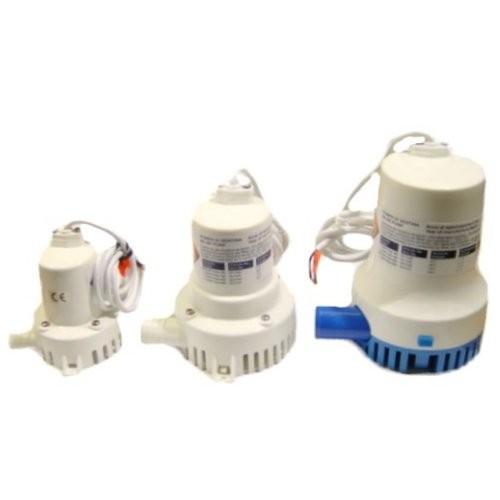 Tauch-Bilgenpumpe EU1500 12V / 5700 l/h