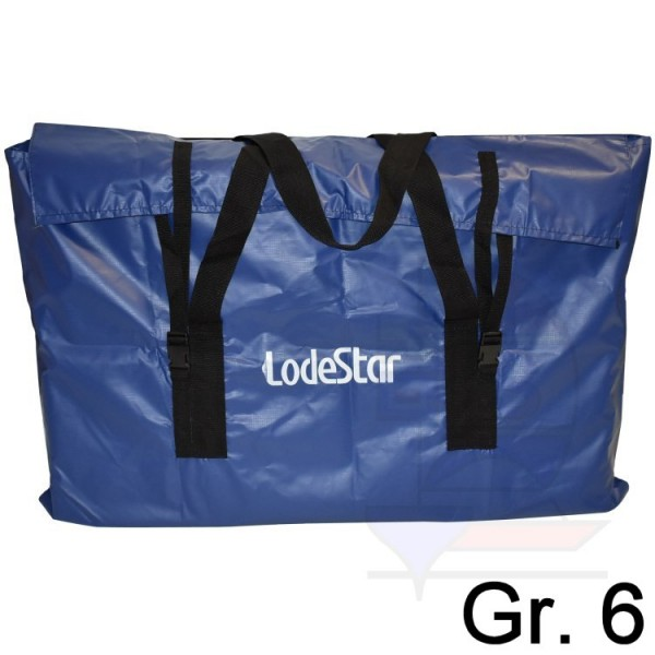 LodeStar Plattentasche Gr. 6