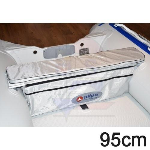 Sitzbanktasche mit Polster 95cm