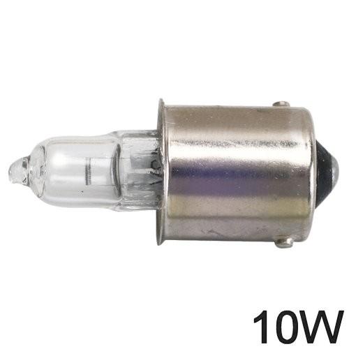 Glühlampe 10W BA 15s Halogen