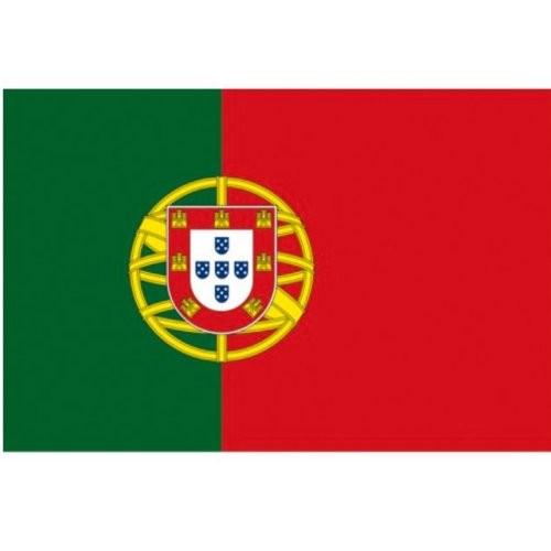 Flagge Gastland Portugal