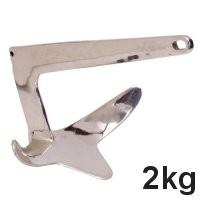 M-Anker Edelstahl 2kg
