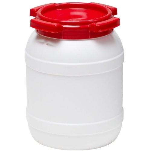 Transporttonne rund 6,4 Liter