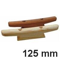 Holzklampe 125mm 2-Loch