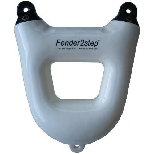 Fenderstep 2 weiß