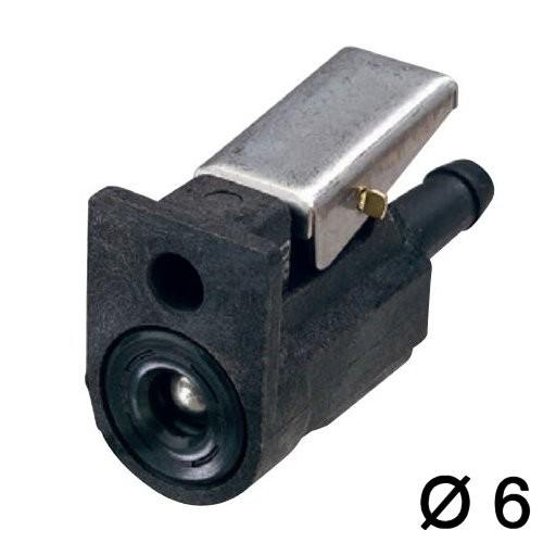 Yamaha Anschlußstück 6mm