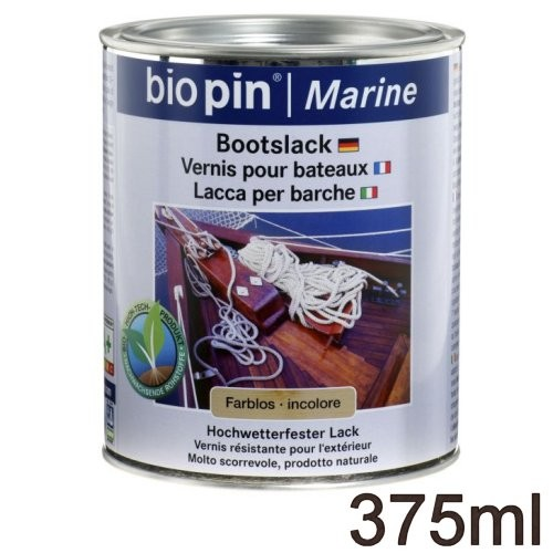 biopin Marine Bootslack 375ml